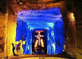 salt cathedral interior