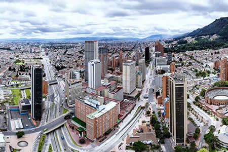 international down town bogota