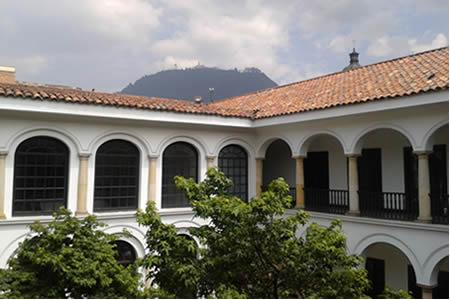 botero museum interior garden
