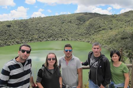 guatavita lagoon visit