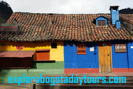 old colonial house bogota