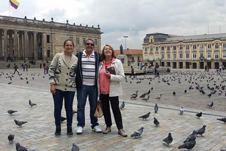 layover city tour bogota